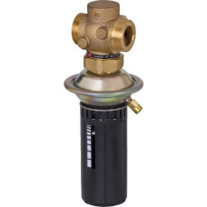 Danfoss DPR 003H6112 Регулятор перепада давления, моноблочный, Ду 15, Ру, бар: 25 Kvs, м3/ч: 2.5, бронза, ст. арт. 003H6326
