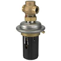 Danfoss DPR 003H6122 Регулятор перепада давления, моноблочный, Ду 15, Ру, бар: 25 Kvs, м3/ч: 1.6, бронза, ст. арт. 003H6283