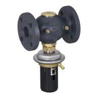 Регулятор перепада давлений Danfoss DPR 003H6132 DN50, моноблочный, чугунный, для воды