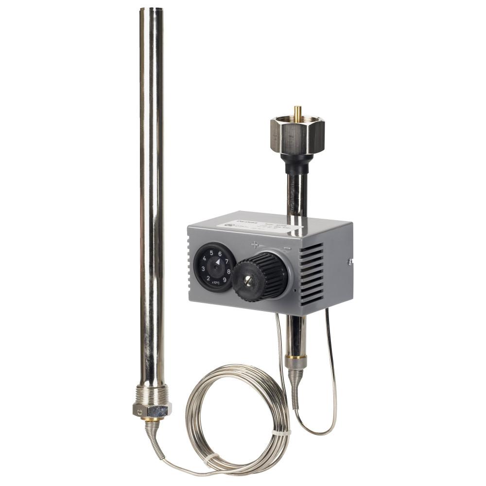 Термостатический элемент AFT Danfoss 065-4394 регулятора температуры, Ру25, диапазон °С: 110–180, для клапанов VFG 2, VFGS 2 , VFG 33