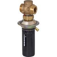 Регулятор перепада давления Danfoss DPR 003H6115 моноблочный, Ду25, Ру25 Kvs=8, бронза, ст. арт. 003H6329