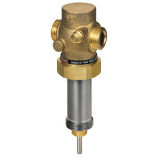 Клапан регулирующий Danfoss VGS 065B0789 для AVT, ДУ20, Ру 25, Kvs=4.5, бронза, фланцевый