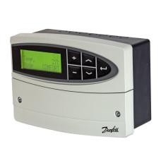 Регулятор температуры ECL Comfort 110 Danfoss электронный, для системы отопления или ГВС