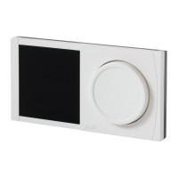 Danfoss 087H3200 ECA30 Блок дистанционного управления с дисплеем и поворотной кнопкой