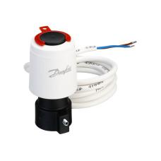 Термоэлектрический привод Danfoss TWA-A 088H3111 24В для клапана RA-N, RA-G, нормально открытый (no)