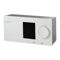 Danfoss ECL Comfort 210 087H3020 Регулятор температуры для системы отопления или ГВС с дисплеем и кнопкой