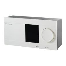 Регулятор температуры Danfoss ECL Comfort 210 087H3020 электронный, для системы отопления или ГВС с дисплеем и кнопкой