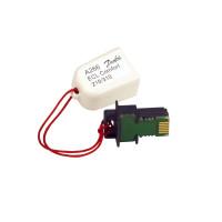 Danfoss ECL A217/317 087H3807 Ключ програмиирования, регулирование температуры воды в системе ГВС с баком-накопителем или теплообменником