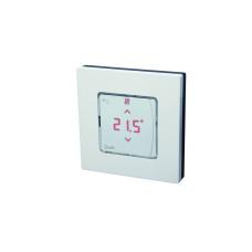 Danfoss Icon сенсорный комнатный термостат, 24В, накладной 088U1055