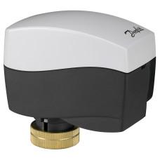 Электропривод Danfoss AMI 140 для клапанов AQT, ДУ 10-32 082H8048, аналоговый 24В
