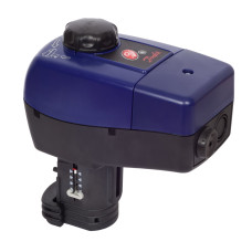Электропривод Danfoss AME 435 QM для клапанов AQT, ДУ 10-32 и AQF 082H0171, аналоговое управление 24В