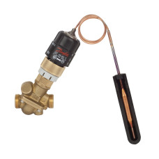 Термостатический элемент QT для клапанов AQT, 003Z0382 Danfoss для DN 10-20