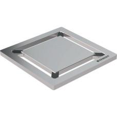 Geberit CleanLine 154.312.00.1 дизайн-решетка, сталь, 71х71мм