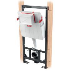 Alcaplast AM101/1120W Система для установки унитаза в ванной деревянных домов, или для установки в мебель