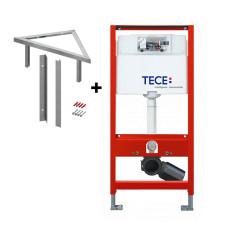Инсталляция для унитаза TECE 9300000+9380004 с угловым адаптором