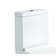 Бачок унитаза Piatti VT2T-11, цвет белый, двухрежимная арматура Geberit