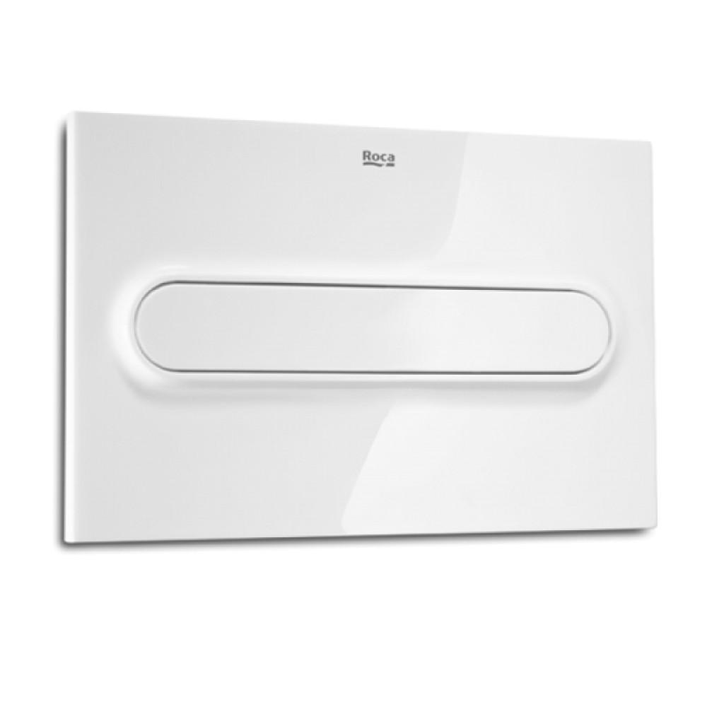 Кнопка смыва Roca PL1 890095100, белая