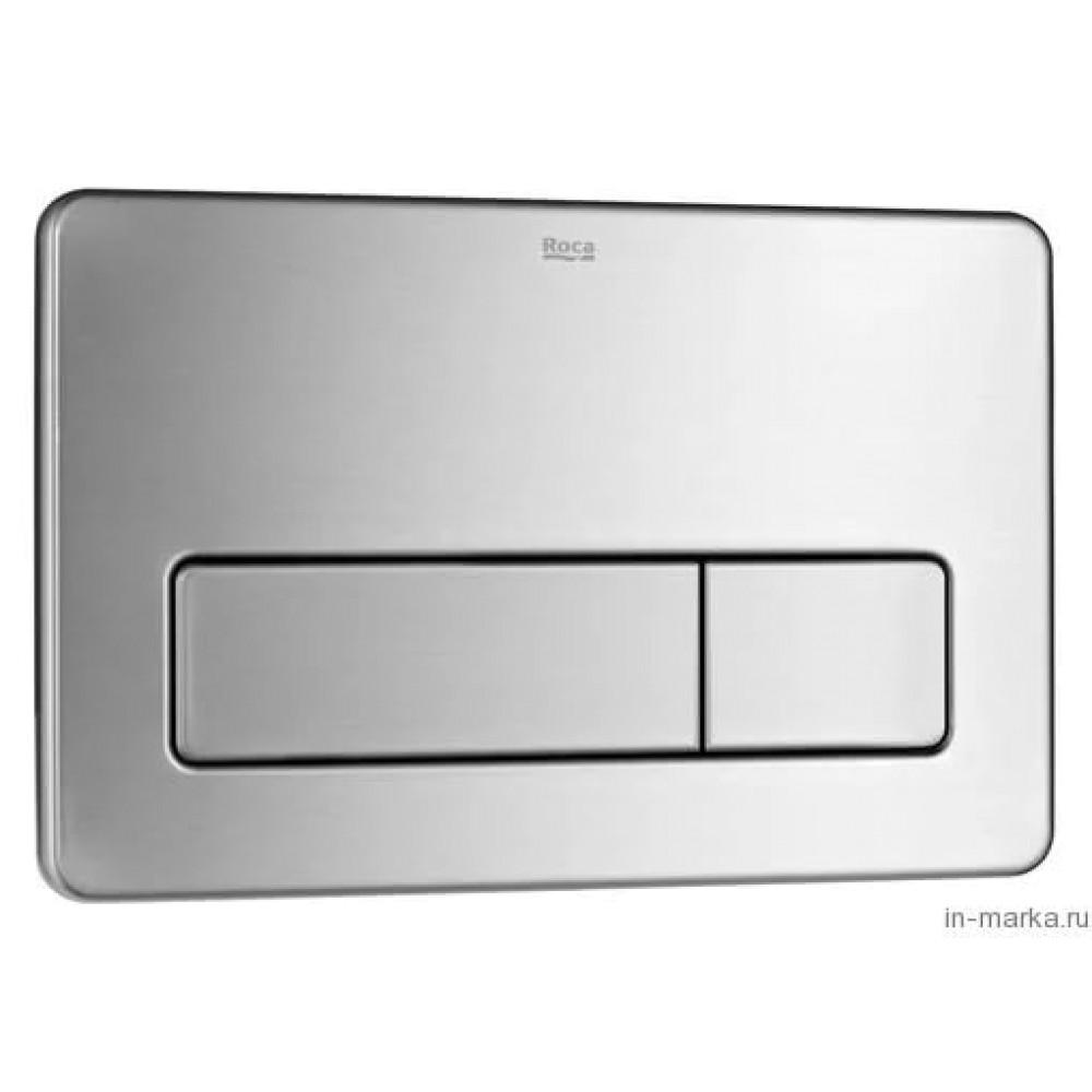 Кнопка слива Roca PL3 890097004, сталь