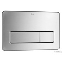 Кнопка смыва Roca PL3 890097004, сталь