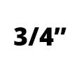 3/4 ДУ 20