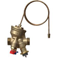 Балансировочный клапан IMI TA-COMPACT-DP 52164215 регулятор п/д, ДУ 15, диапазон н.р.: 0,06-0,3, HP G ½