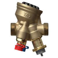 Балансировочный клапан IMI TA Compact-P 52164032 регулятор п/д, ДУ 32, диапазон н.р.: 0,8-3,7, HP G 1¼
