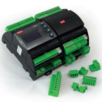 PCM Danfoss MM PLUS 087H356261 Модуль мониторинга, предназначенный для автоматизации контроля технологического процесса