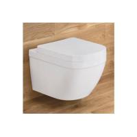 GROHE Euro Ceramic 3932800H Унитаз подвесной безободковый Triple Vortex, с гигиеническим покрытием, без сидения, альпин-белый