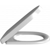 VILLEROY&BOCH O.novo 9M38S101 Сиденье с крышкой для унитаза (микролифт)