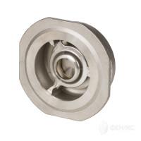 Обратный клапан Danfoss 149B2429 NVD 812 корпус из нерж стали (новый арт 065B7539), ДУ125