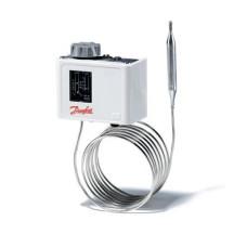 Термостат с однополюсным переключателем Danfoss KP 79 060L112666 | 50-100°С
