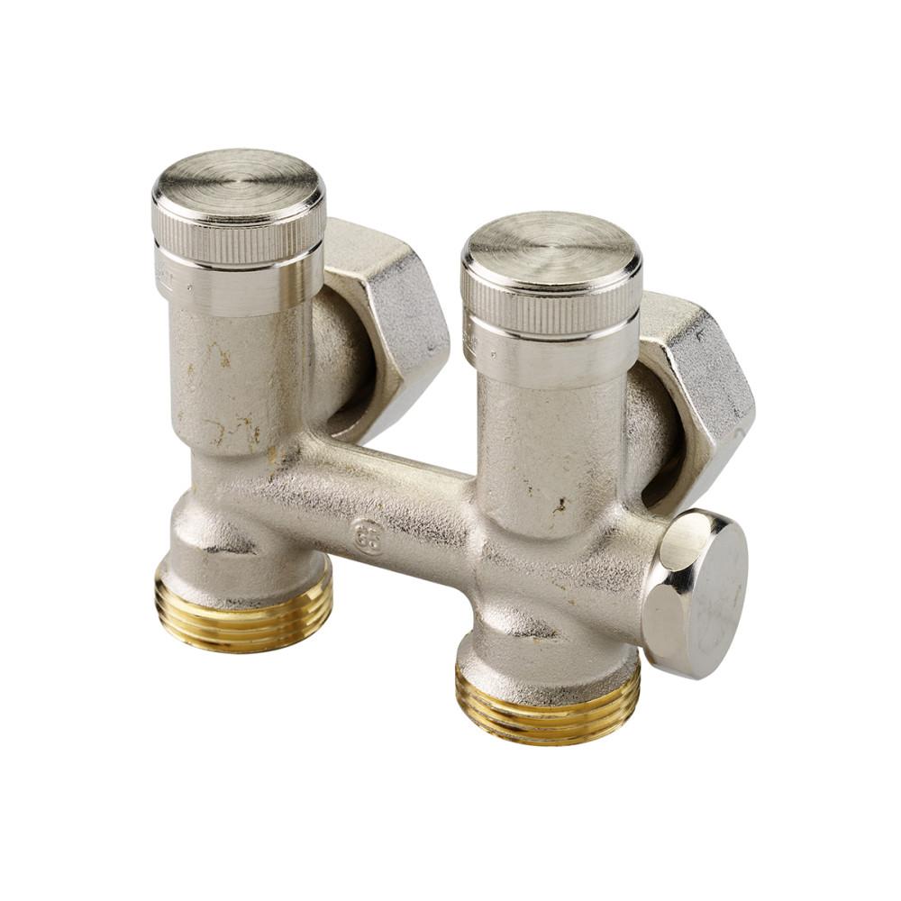Запорно-присоединительный клапан Danfoss RLV-K 003L0283