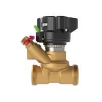 Ручной балансировочный клапан MSV-BD Danfoss 003Z4100 ДУ15, 3/4, Kvs 2,5, латунь