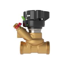 Ручной балансировочный клапан MSV-BD Danfoss 003Z4102 ДУ20, G 1 A, Kvs, м3/ч:6, латунь