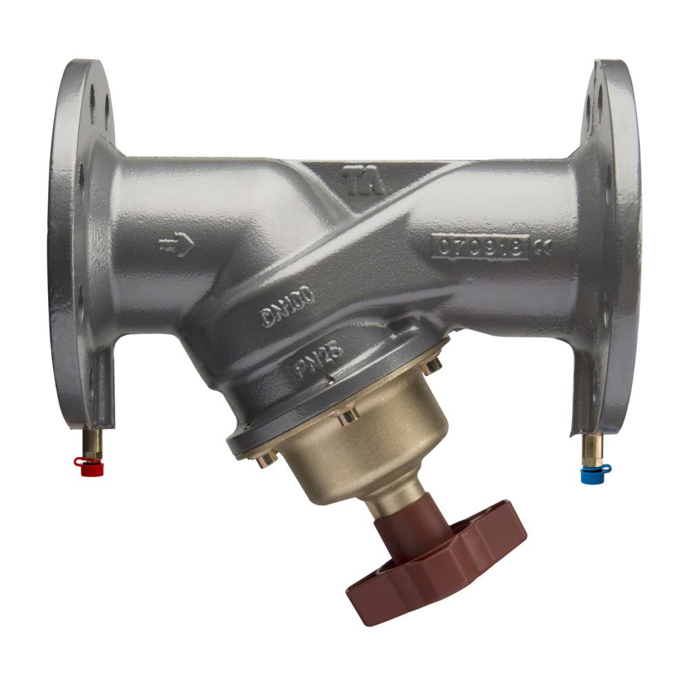 Балансировочный клапан IMI TA STAF SG 52182-080 ДУ 80, Kvs=120, чугунный, фланцевый