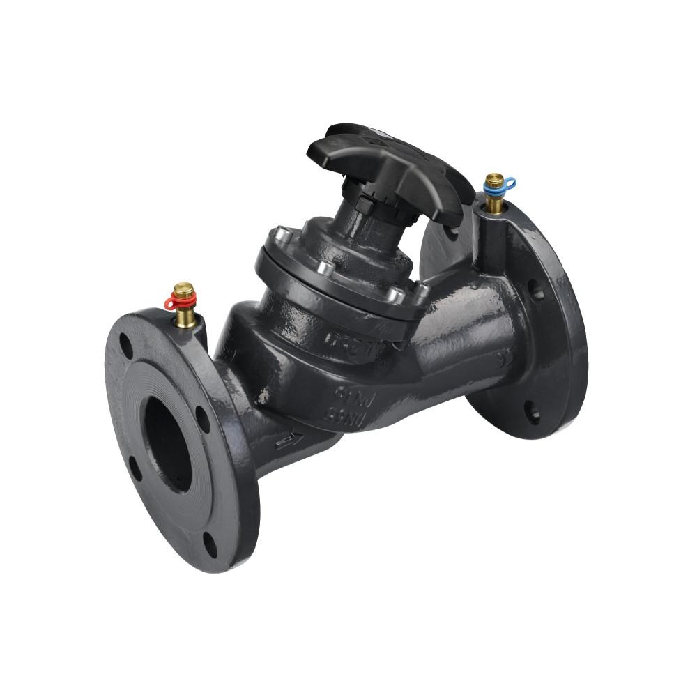 Ручной балансировочный клапан MNF Danfoss 003Z1173 ДУ100, чугун, ф/ф, Kvs=200м3/ч, Ру, бар: 25   (MSV-F2)