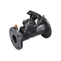 Ручной балансировочный клапан MNF Danfoss 003Z1173 ДУ100, чугун, ф/ф, Kvs=200м3/ч, Ру, бар: 25 | (MSV-F2)