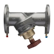 Балансировочный клапан фланцевый IMI TA STAF 52181-090 ДУ 100, Kvs=190, чугунный