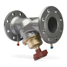 Балансировочный клапан фланцевый IMI TA STAF 3G 52182-090 ДУ 100, Kvs=190, чугунный