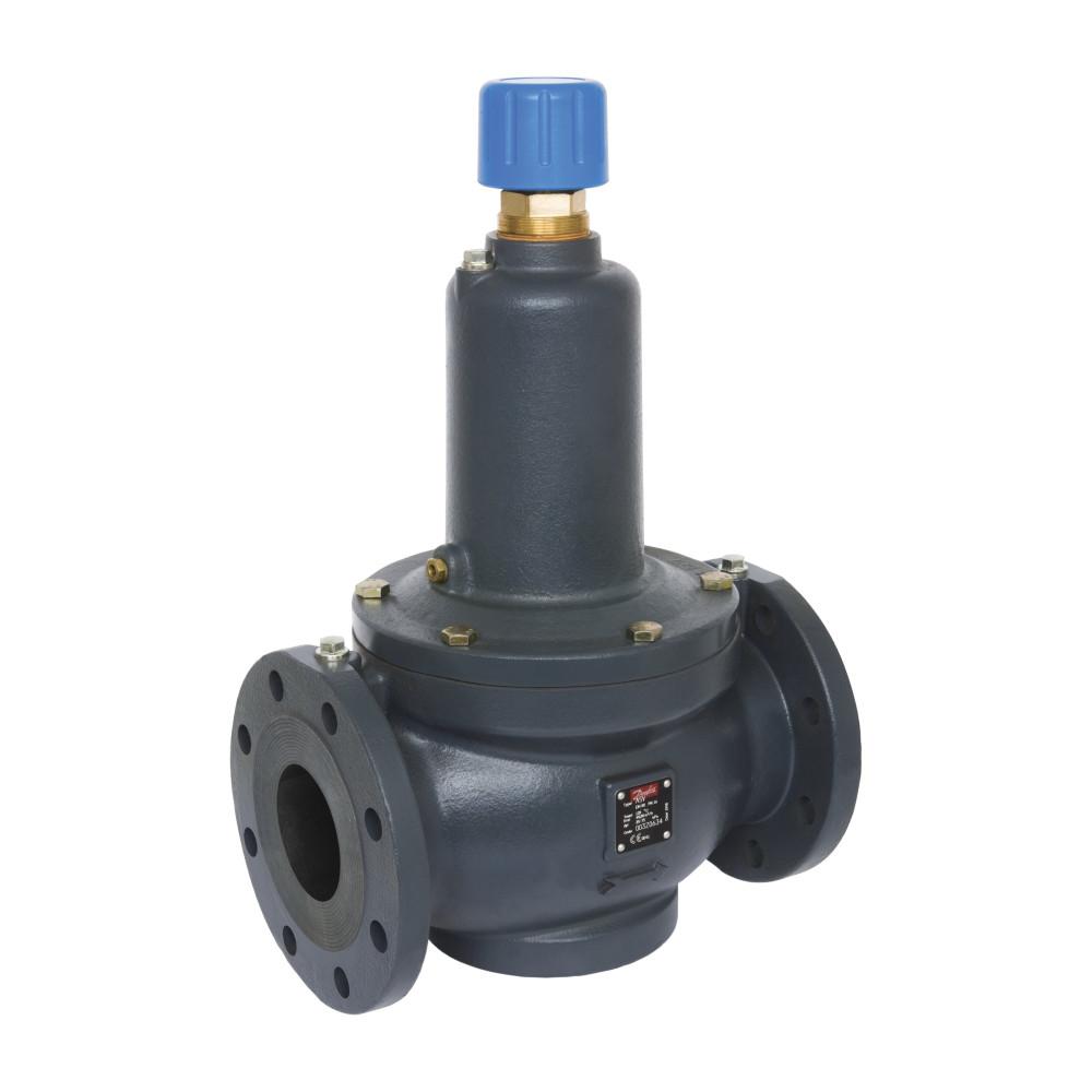 APF Danfoss автоматический балансировочный клапан чугун, 003Z5755 Ду100, Kvs 76, фланец