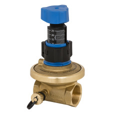 Клапан балансировочный, автомат APT Danfoss 003Z5706 Ду50, Kvs, м3/ч=16, BP Rp 2, латунь