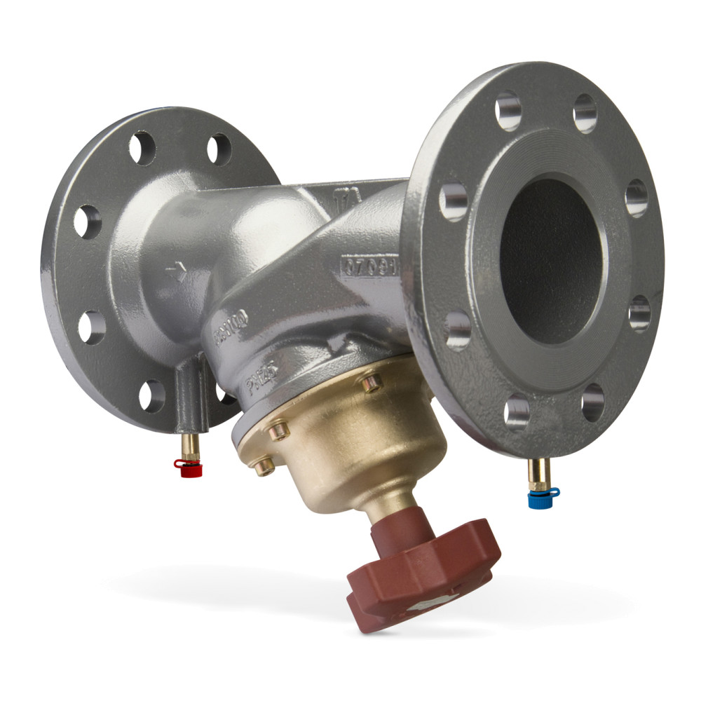 Балансировочный клапан IMI TA STAF SG 52182-092 ДУ 150, Kvs=420, чугунный, фланцевый