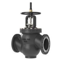 Ручной балансировочный клапан MNF Danfoss 003Z1197 ДУ350, чугун, ф/ф, Kvs=2046,1м3/ч, Ру, бар: 25 | (MSV-F2)