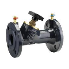 Ручной балансировочный клапан MNF Danfoss 003Z1170 ДУ50, чугун, ф/ф, Kvs=53,8м3/ч, Ру, бар: 25 | (MSV-F2)