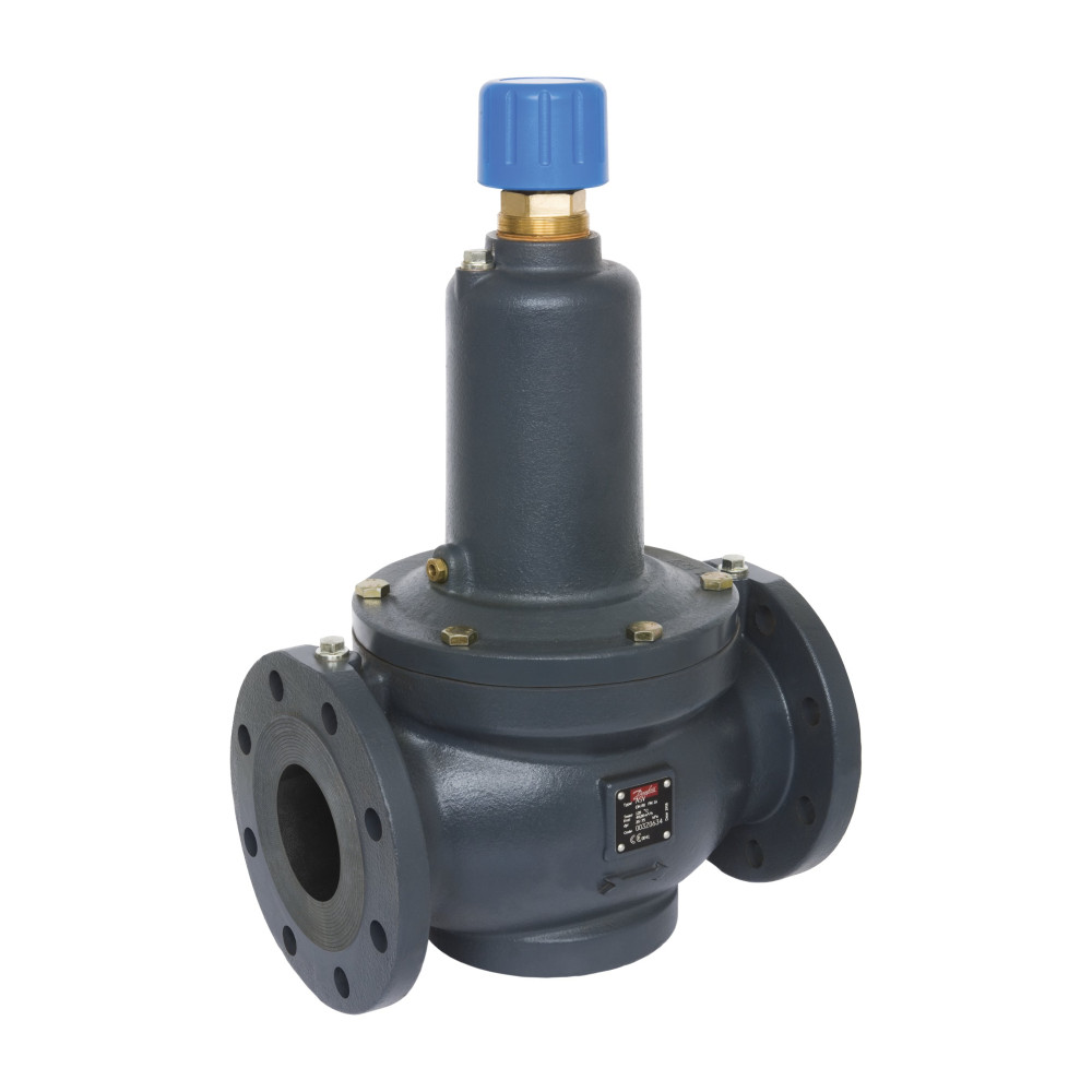 APF Danfoss автоматический балансировочный клапан чугун, 003Z5773 Ду65, Kvs 30, фланец