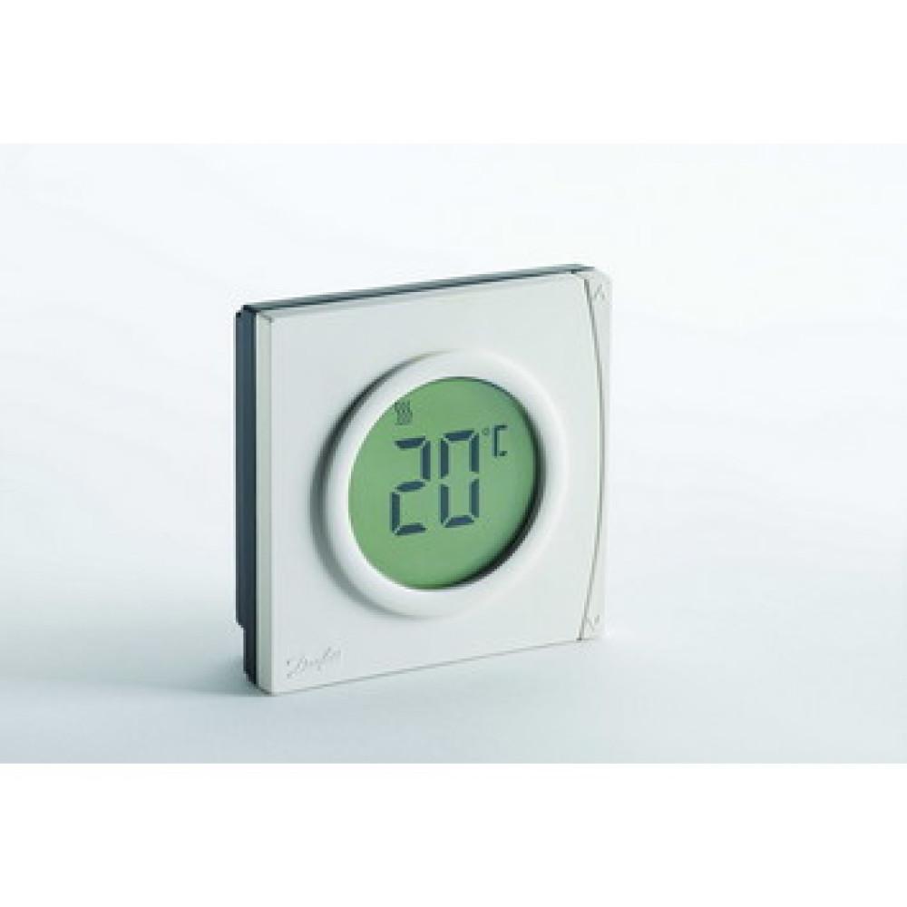 Беспроводной комнатный термостат RET2001-RF и ресивер RX1-S, комплект