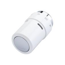 Терморегулятор для полотенцесушителя Danfoss RAX 013G6176, датчик встроенный, хром/белый