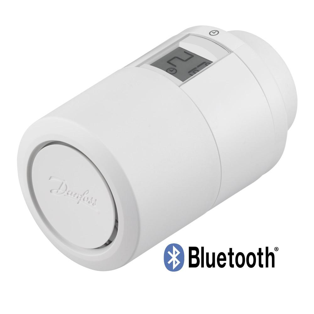 Термостатический элемент (электронная термоголовка) Danfoss Eco 014G1003