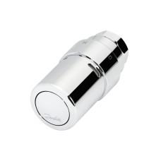 Терморегулятор для полотенцесушителя Danfoss RAX-K 013G6180, датчик встроенный, хром