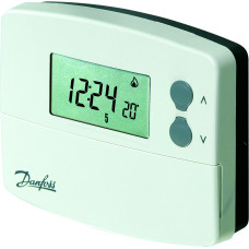 Комнатный термостат TP5001A-RF Danfoss беспроводный программируемый